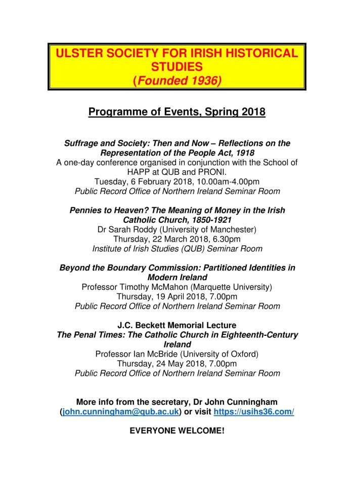 USIHS Programme Spring 2018 (002)